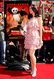 Lucy Liu at Kung Fu Panda premiere in Hollywood