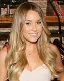 Lauren Conrad at 'HTC Status Social' Launch Event With Usher at Paramount Studios on July 19, 2011 in Hollywood, Californi border=