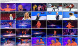 Emily Atack - Dancing On Ice - 24th January 2010