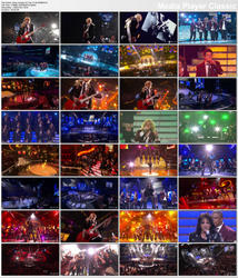 Alice Cooper & The AI Top 12 ~ American Idol S09 Finale 5/26/10 (HDTV) Megaupload