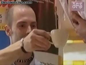 coffee breast milk commercial - Xl-XNXXCOM