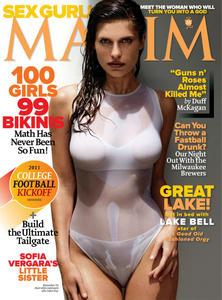 Maxim Magazine (2011)