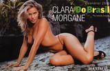 Clara Morgane 2006 offical calendar scans Foto 1 (Клара Морган 2006 официальный календарь сканирует Фото 1)