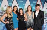 Эшли Бенсон, фото 23. Ashley Benson, Lucy Hale, Shay Mitchell & Troian Avery Bellisario at the 2010 Teen Choice Awards 08-08, photo 23
