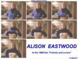 Grandaugher of Ernest Alison Eastwood, sister of Margaux. We saw a lot of her in Star 80 where she played Dorthy Stratton, the murdered Bunny of the Year in 1980. Foto 2 (Grandaugher Эрнеста Элисон Иствуд, сестра Марго.  Фото 2)