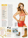 Hot Sheryl Crow Pictures In Shape Magazine